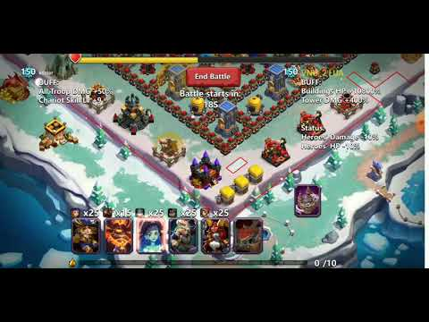 Clash Of Lords 2 Guild Clash
