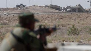 اخبار عربية - القوات العراقية تتقدم في يوم ثالث من معركة الموصل