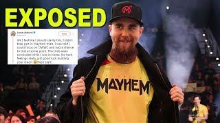 Flordia Mayhem EXPOSED By Player For LYING! Florida Mayhem Beefs With Stylosa!