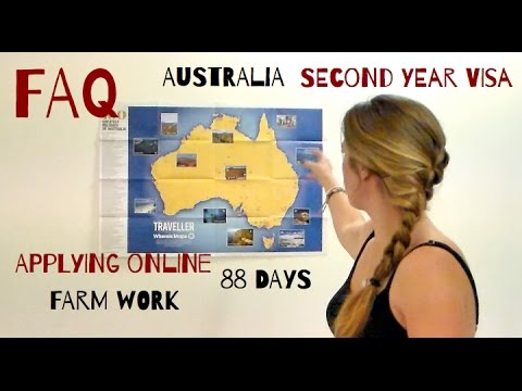 88 DAYS RURAL WORK FAQ! | WORKING HOLIDAY VISA: AUSTRALIA