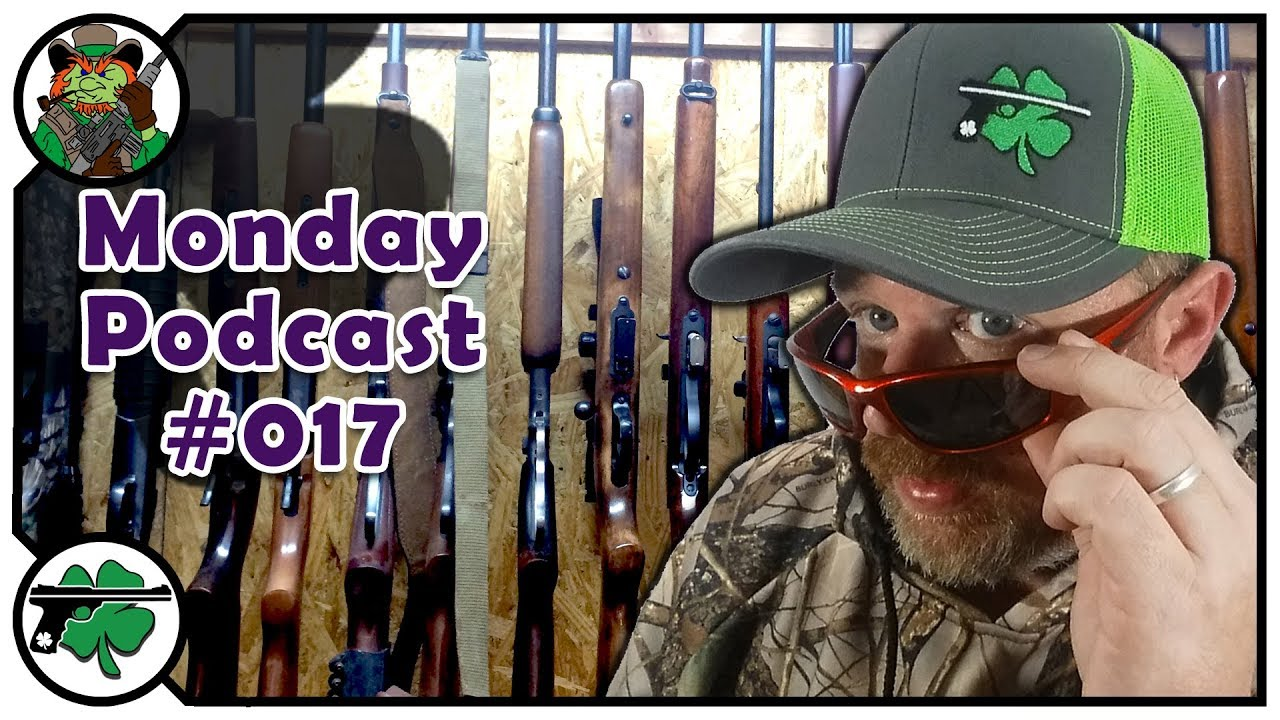 The Monday Podcast #017