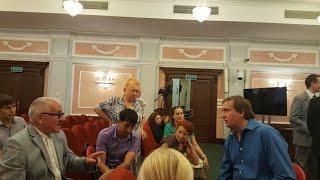 Сенсационное заявление судьи Дмитрия Новикова из здания  Верховного суда Российской Федерации.