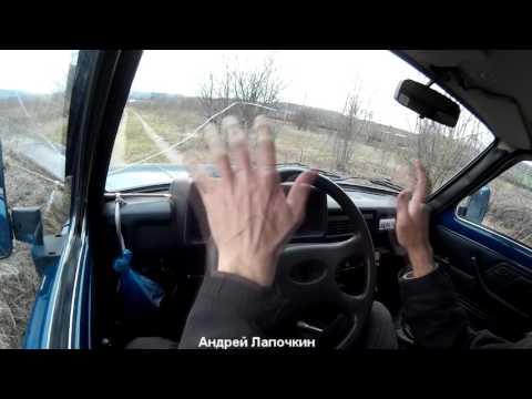 Как снять руль на ниве 21213