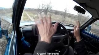 видео Как снять рулевое колесо на ваз 2107
