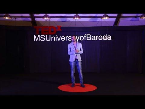 an infinity tale | Mayur Puri | TEDxMSUniversityofBaroda
