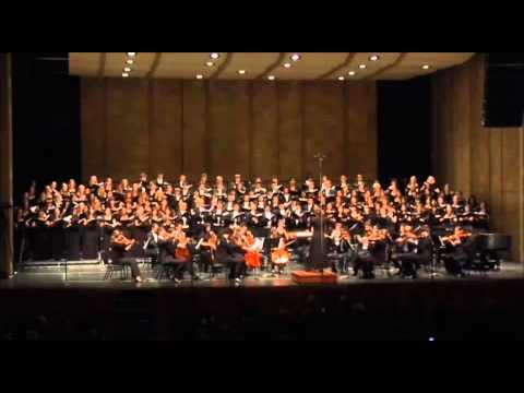 UCLA University Chorus: The Rhythm of Life, Rebecca Lord