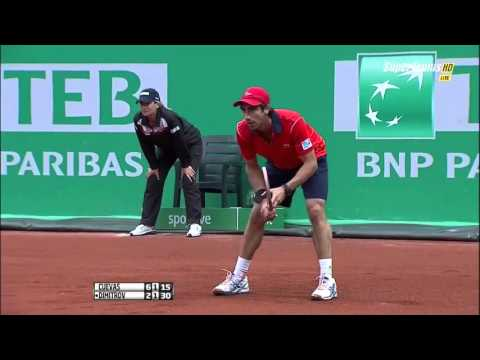 Pablo Cuevas vs Grigor Dimitrov 1/2 FULL MATCH HD ISTANBUL 2015 PART 2