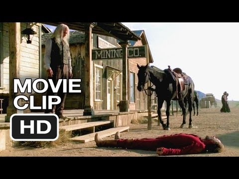 Sweetwater Movie CLIP - Dancing (2013) - January Jones Movie HD