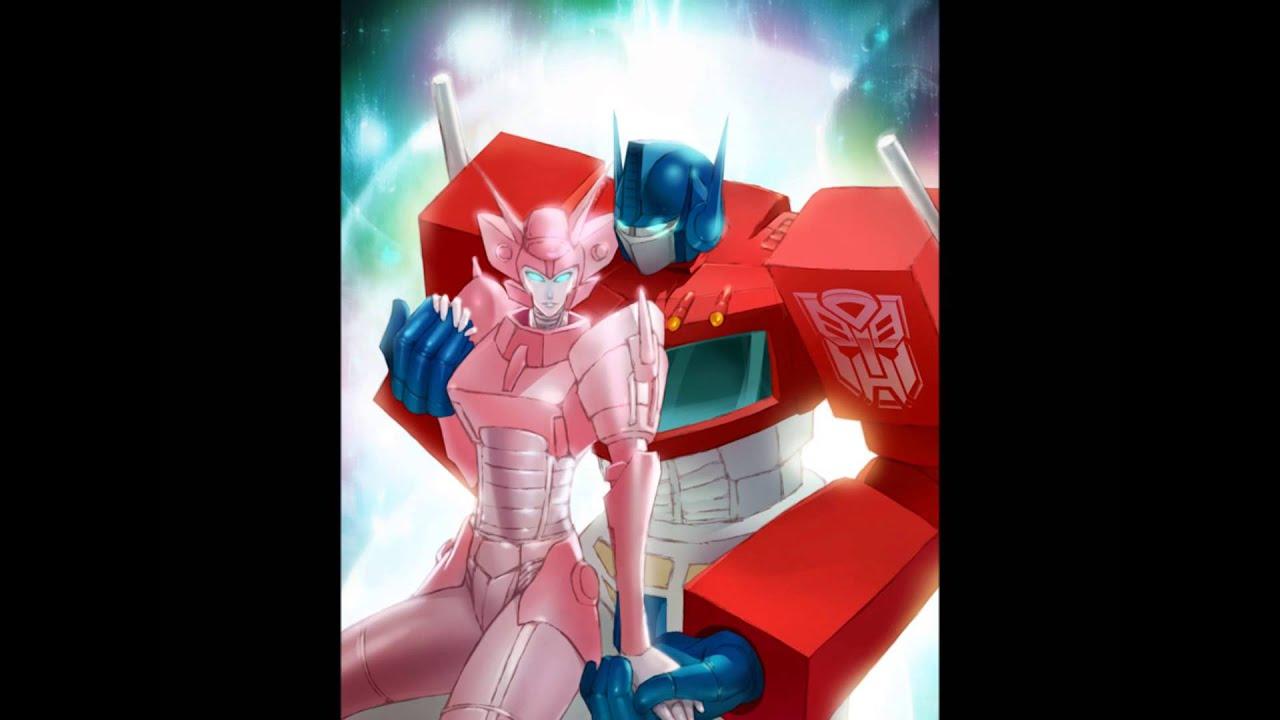 Optimus and Elita - All I Ask of You