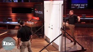 The Most Hilarious Shark Tank Pitch Ever, Reviewed   Inc.