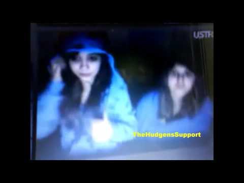 Stella Hudgens and Friend Kayla on Ustream Late At Night Mp3