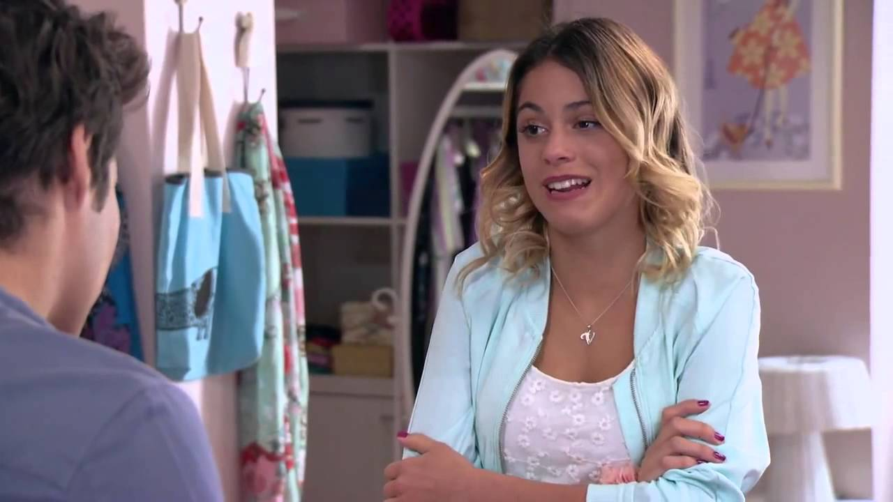 Violetta 3 anteprima episodio 57 youtube - Dessin de violetta et leon ...