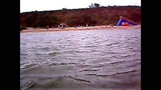 видео Азовское море бюджетно: Кучугуры • Форум Винского
