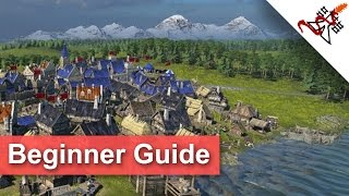 Grand Ages Medieval - Beginner Guide