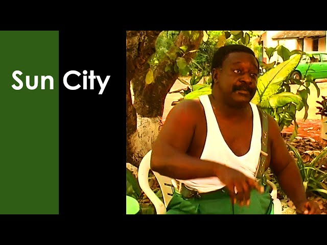 RETRO DAYS - Sun City - Night Life | TV SERIES GHANA