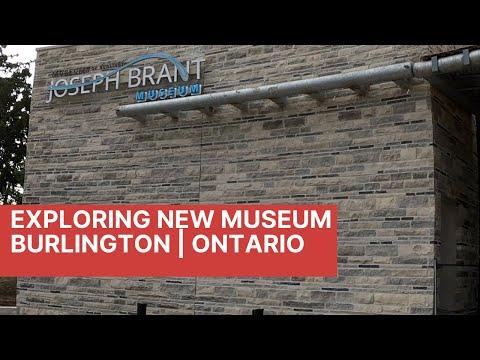 Joseph Brant Museum Burlington Ontario