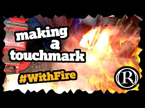 Making a Blacksmith Touchmark: DIY Makers Mark