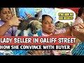 She is selling pets|| GALIFF STREET KOLKATA || LADY SELLER || BARGAINING SKILLS💰