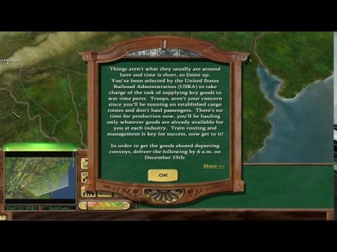 5 Let's Play Railroad Tycoon 3: The War Effort