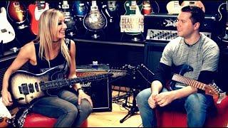 Nita Strauss, the Guitar Sorceress thumbnail