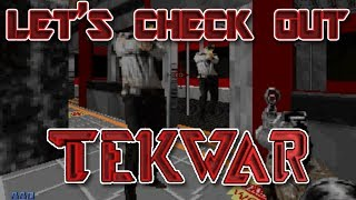 Let's Check Out: TekWar (PC)