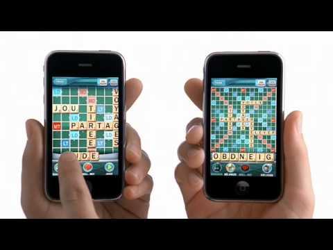 """Publicité iPhone 3GS """" Partager """""""