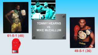 DREAM FIGHTS: THOMAS HEARNS vs. MIKE McCALLUM