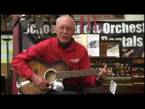 Guitar Chords of the Week: 1-6-4-5 (I-vi-IV-V)