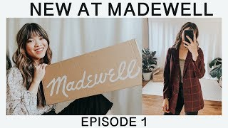 NEW AT MADEWELL - Try on haul Episode 1