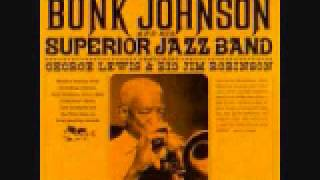 "Bunk Johnson: ""Louis Armstrong learned from Bunk"" / ""Make Me a Pallet on the Floor"""