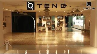 【TeNQ】館内紹介動画(long ver.)