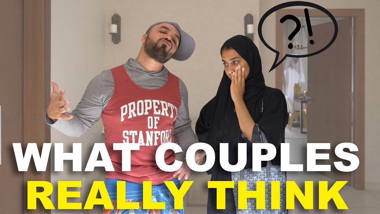 WHAT COUPLES REALLY THINK