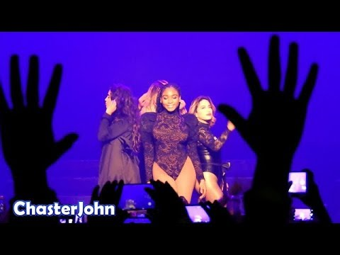 Fifth Harmony Grand Opening Live in Manila March 6 2018