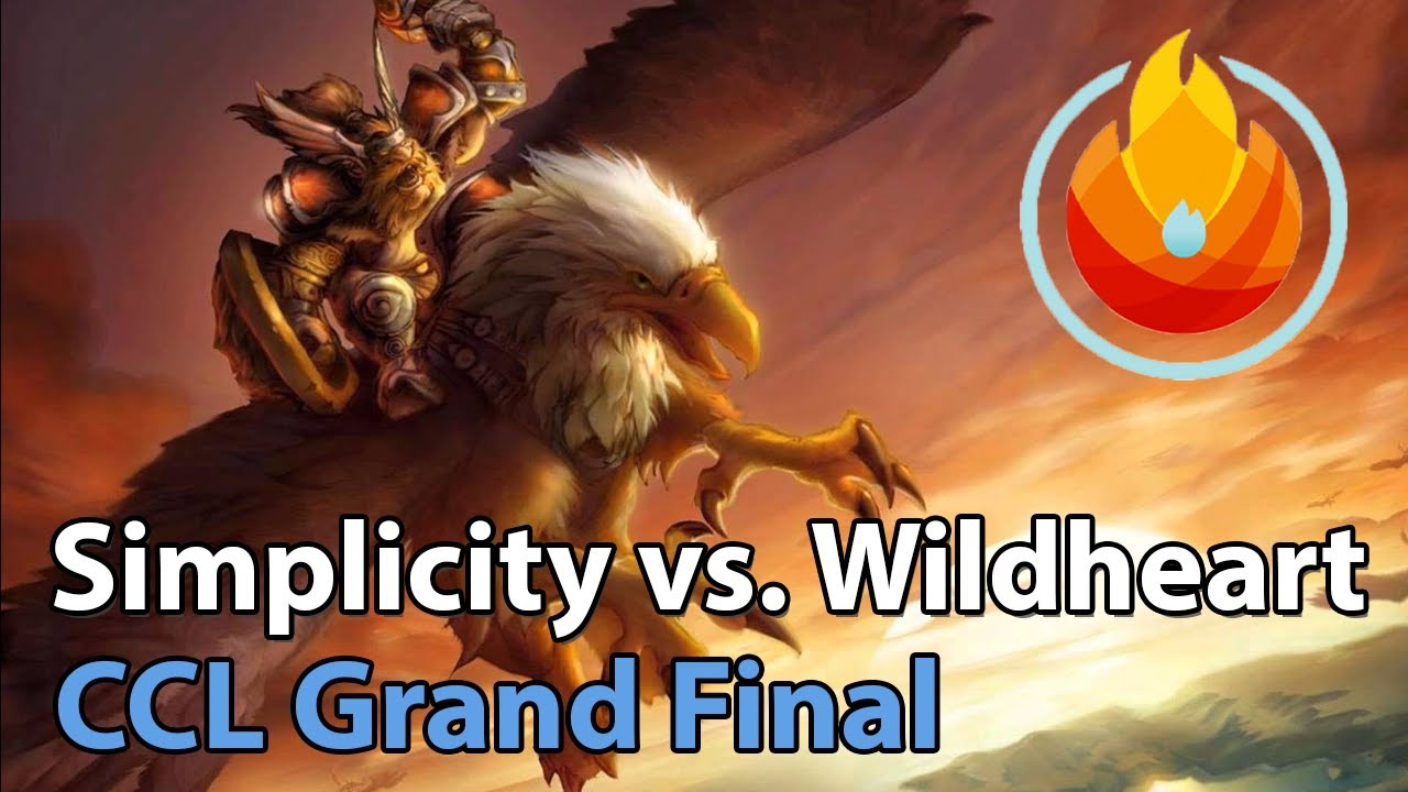 Grand Final: Simplicity vs. Wildheart - Heroes of the Storm Tournament