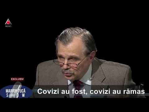 """Marius Tucă Show. """"Covizi au fost, covizi au rămas"""""""