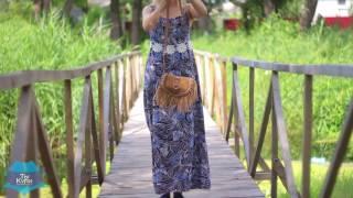 Молодежная женская сумка через плечо бежевая TRAUM купить в Украине. Обзор