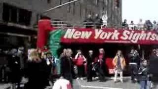 Tartan Day Parade 6th Avenue New York 2007