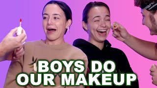 Boys Do Our Makeup - Merrell Twins