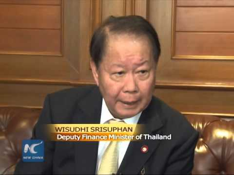 Thai official: AIIB to benefit connectivity