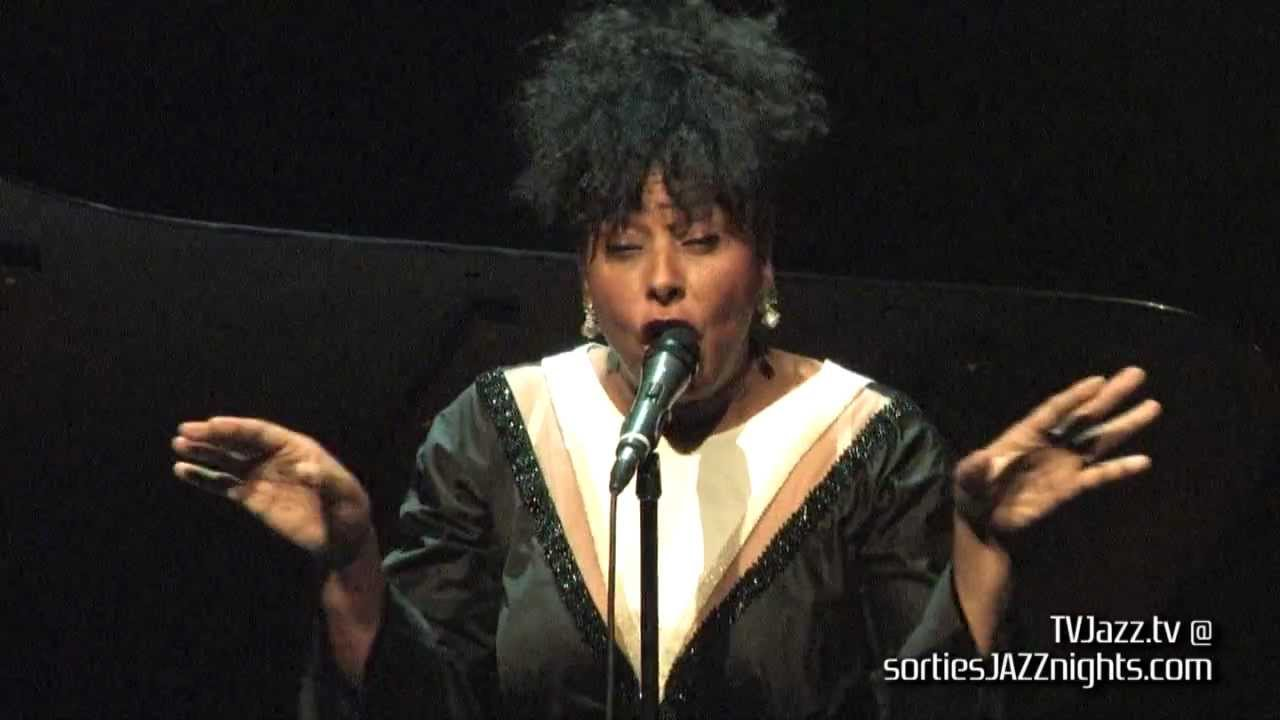 Elisabeth Kontomanou | Everybody Was Born Free | Festi Jazz Rimouski 2012 - TVJazz.tv