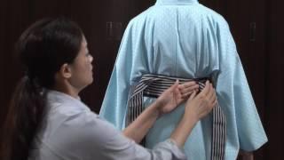 【きものレンタル おべべや】こども 着物 袴着付 男の子編 新Ver