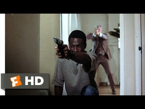 Beverly Hills Cop (10/10) Movie CLIP - Axel Gets His Man (1984) HD