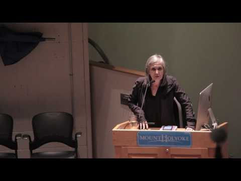 Full speech: Amy Goodman speaks at Mount Holyoke College