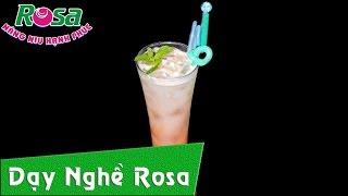 Hướng dẫn pha chế Mocktail Pummelo (Pomelo) Smoothie
