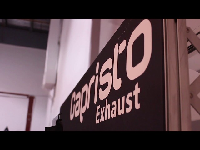Capristo Exhaust - Automotive Jewelry