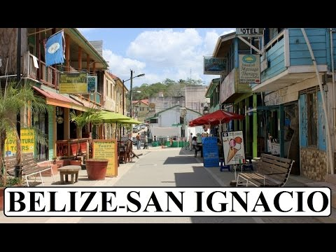 Belize /San Ignacio-Caye Caulker Part 1