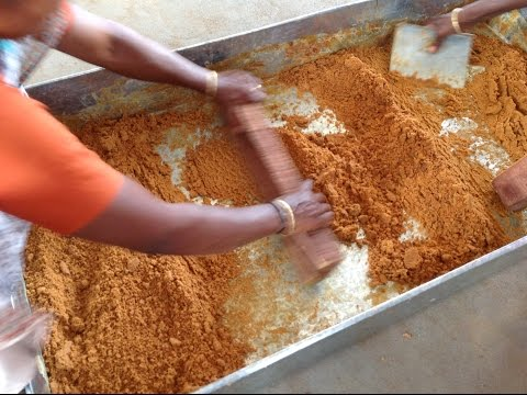 Palmyrah Palm Sugar Production I  :  PPRPF
