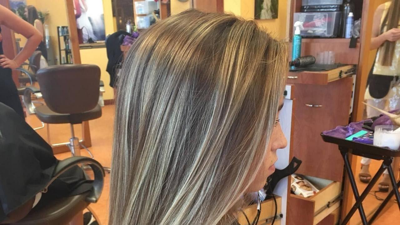 Balayage Hair Highlight Treatment At Hairoics Salon