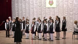 Похвистнево Детская школа искусств Хор Радость Ж Бизе Хор мальчишек из оперы Кармен