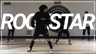 Post Malone | Rockstar (feat. 21 Savage) | Choreography by Damien Lavergne